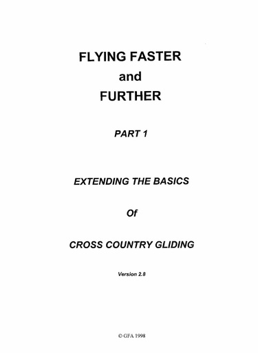Bradney - Flying Faster and Further Pt 1 (1998)