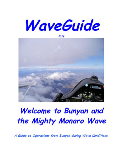 A Guide to Operations from Bunyan during Wave Conditions