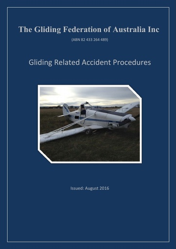 Gliding Related Accident Procedures