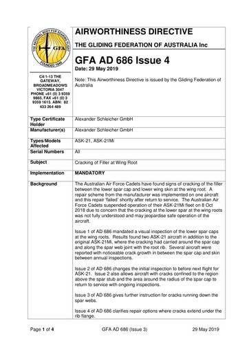 GFA AD 686 Issue 4