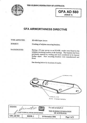 Gfa ad 560 issue 1