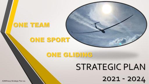 GFA Strategic Plan 2021- 2024 ADMIN 017